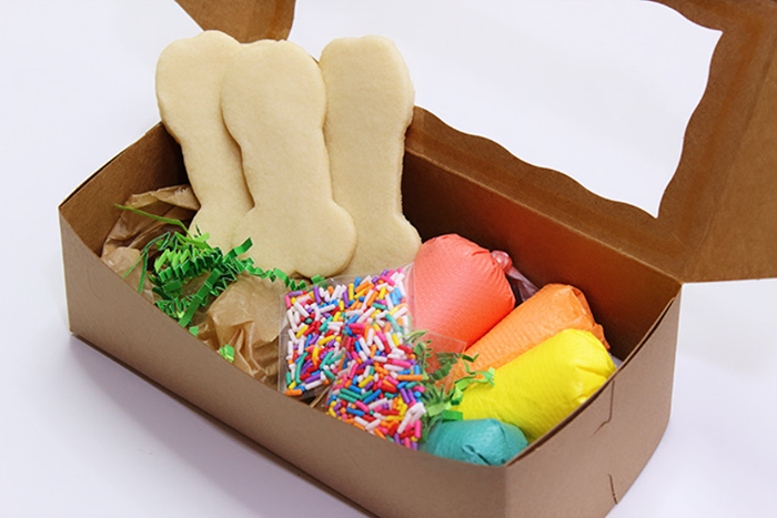 D*cks in a Box Cookie Kit