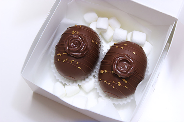 Milk Chocolate Hot Cocoa Bomb