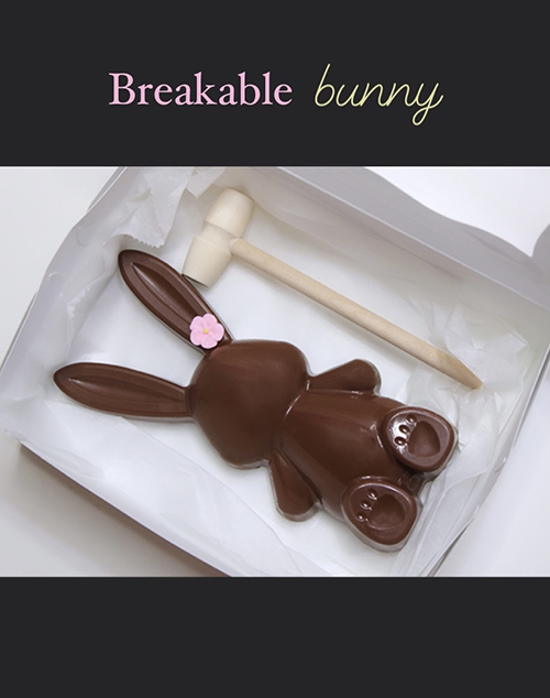 Breakable Bunny