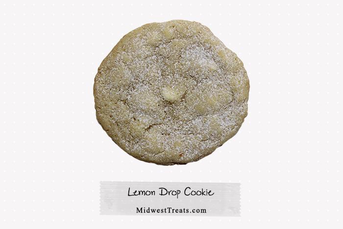 Lemon Drop Cookie